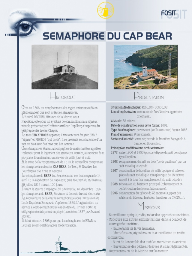 SÉMAPHORE - CAP BÉAR (PYRÉNNÉES ORIENTALES) Bear_111