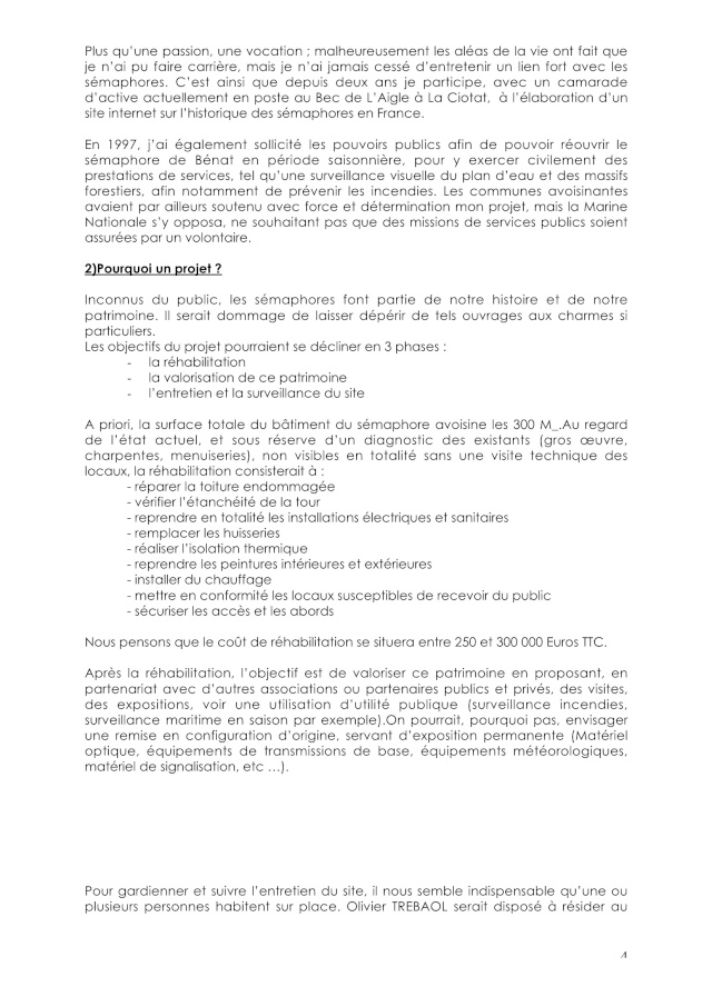 [ Associations anciens Marins ] ASSOCIATION CAP SÉMAPHORE Benat_38