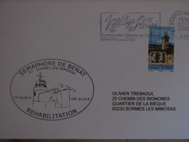 [ Associations anciens Marins ] ASSOCIATION CAP SÉMAPHORE Benat_65