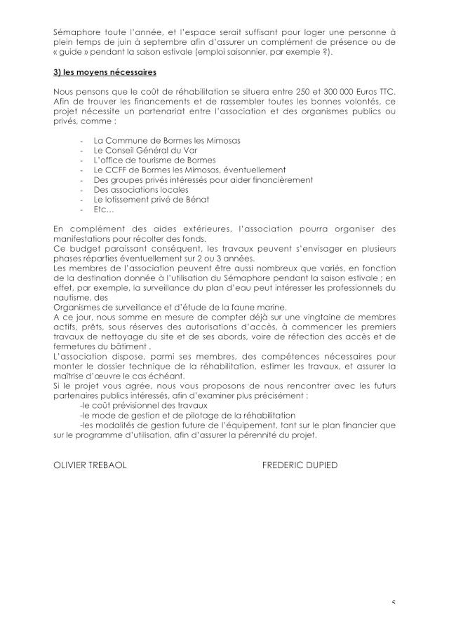 SÉMAPHORE - CAP BENAT ( VAR) Clrhls10