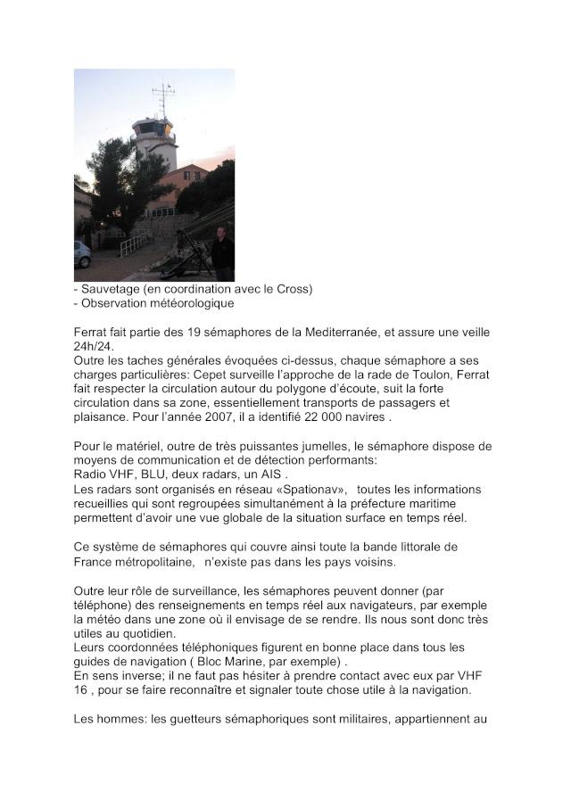 SÉMAPHORE - CAP FERRAT (ALPES MARITIMES) Ferrat11
