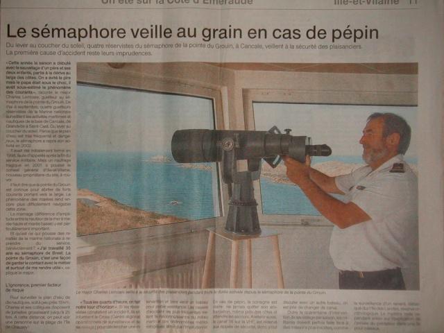 SÉMAPHORE - LE GROIN (ILLE ET VILAINE) Grouin14