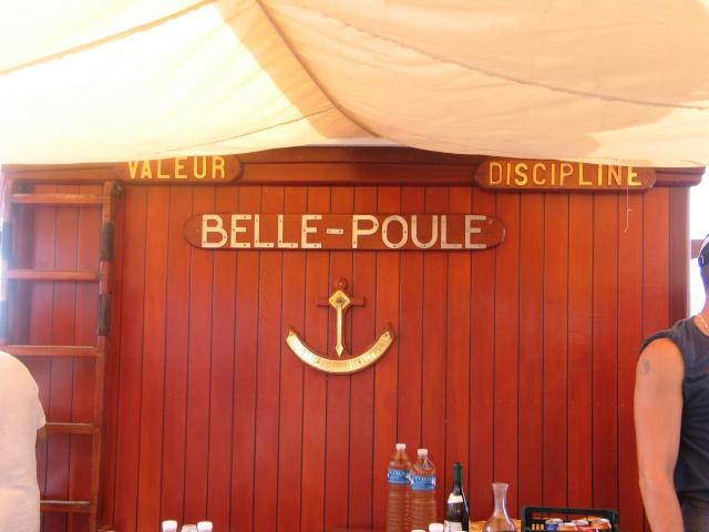 L'ÉTOILE ET LA BELLE-POULE (BE) - Page 3 Img_8012