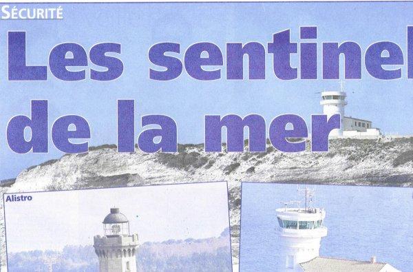 [ Les sémaphores - divers ] Les sémaphores en Corse vus par Corse Matin Sentin10