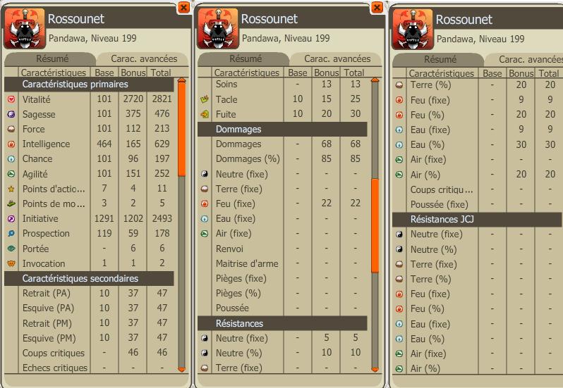 Rossounet, disciple pandawa intel perdu entre 1.29 et 2.0  Caract11