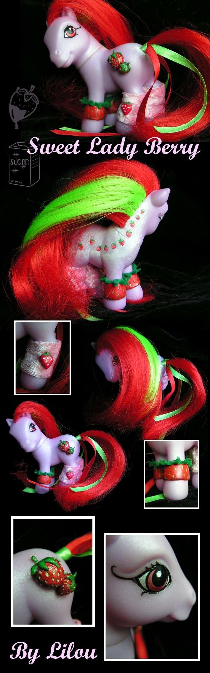 Lilou's Custom Ponies & Autres =^..^= // NEWS P.17! Wildfire Etlady10