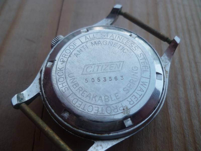 citizen - Un post qui référence les montres de brocante... tome I - Page 40 P1090514