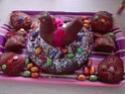 gateau de pâques Paques17