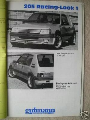 [Mark]  205 GTI 1.9  Blanc meije AM93 - Page 2 Jantes11