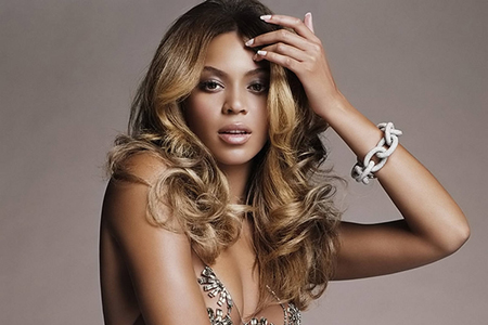 5 самых красивых женщин современности Beyonc10