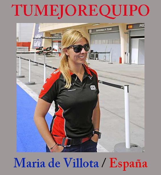 María De Villota recibe el alta hospitalaria 26_jul10
