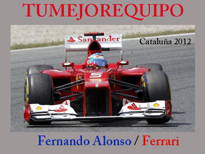 G.P de España - Carrera Alo11