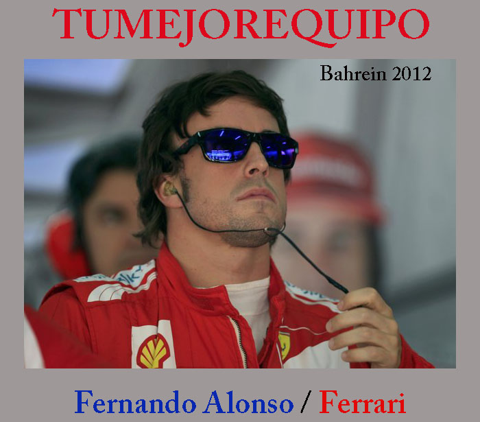 """Fernando Alonso :""""La P9 se ajusta a nuestro nivel actual"""" Alo210"""