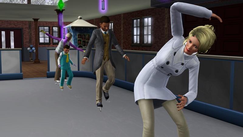 Vos photos Sims 3 Saisons Scree142