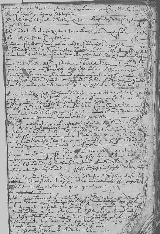 Dechiffrage d'une page Texte10