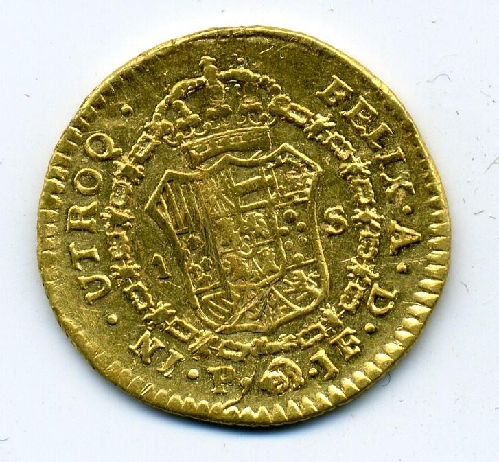 1 Escudo de Carlos IIII (Popayán, 1803) Img46610