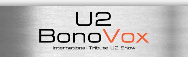 Le prossime date estive degli U2-Bonovox Tribute Header10