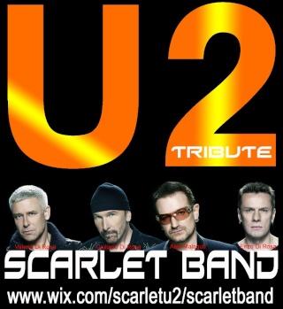 Le prossime date estive della Scarlet Band Scarle10