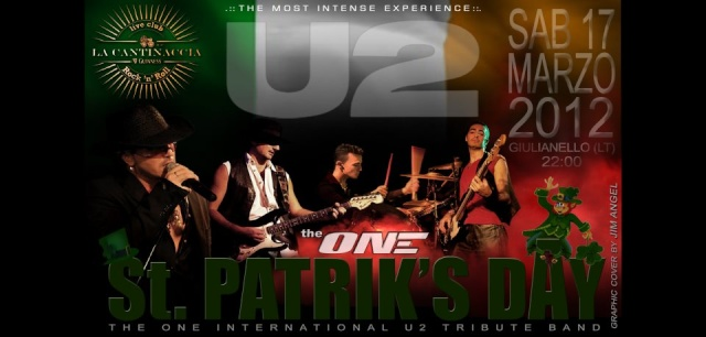Le prossime date dei The One International Tribute Theone10