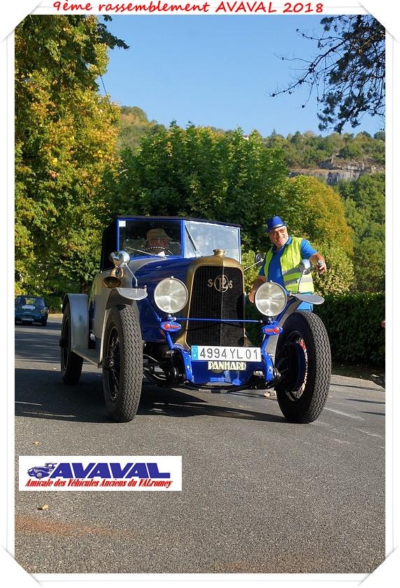 [01] 9/09/2018 9ème rassemblement d'Artemare 120 ans Renault 210