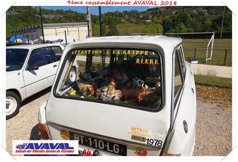 [01] 9/09/2018 9ème rassemblement d'Artemare 120 ans Renault - Page 2 2610