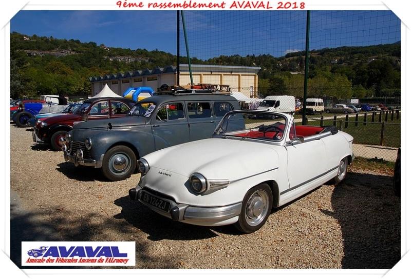 [01] 9/09/2018 9ème rassemblement d'Artemare 120 ans Renault - Page 2 2910