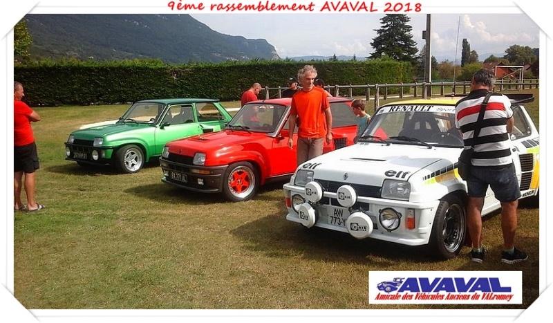 [01] 9/09/2018 9ème rassemblement d'Artemare 120 ans Renault - Page 2 3410
