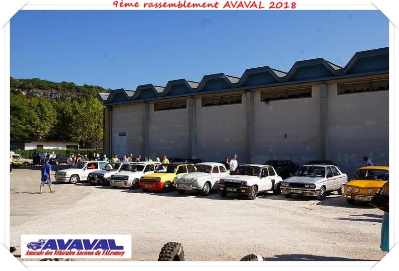 [01] 9/09/2018 9ème rassemblement d'Artemare 120 ans Renault - Page 2 910
