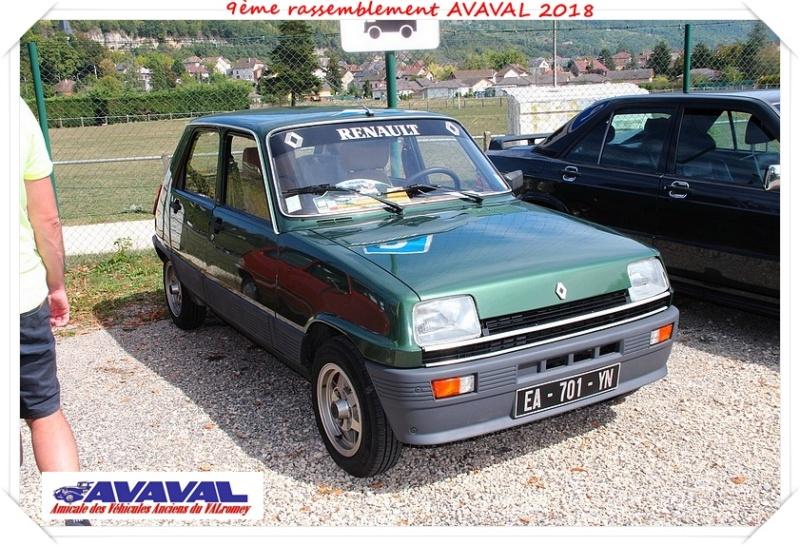 [01] 9/09/2018 9ème rassemblement d'Artemare 120 ans Renault - Page 2 911