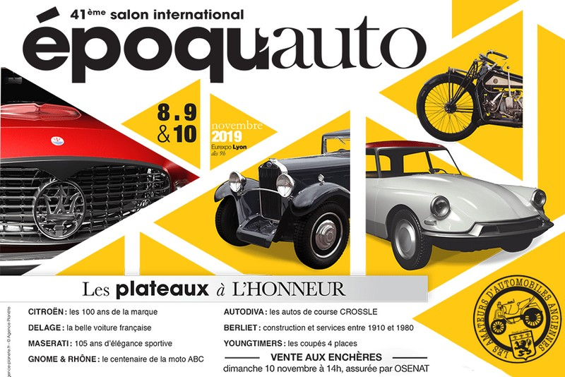 [69] 41eme salon international de Lyon époqu'auto 8/10 nov  Zopoqu11