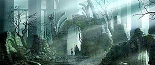 Les Sept Destinées Ruin110