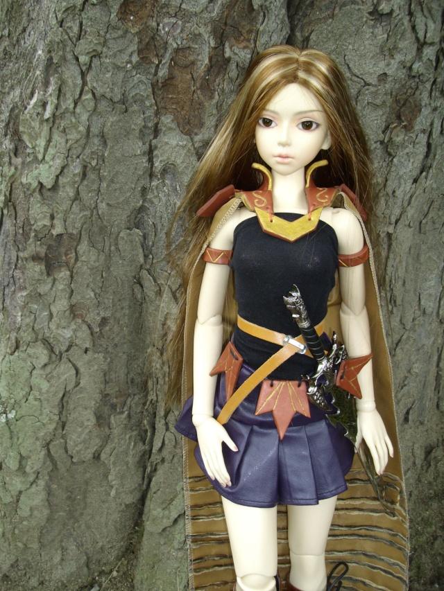 Kaori (Elfdoll Ryung) De l'indienne à la guerrière Aix_ju13
