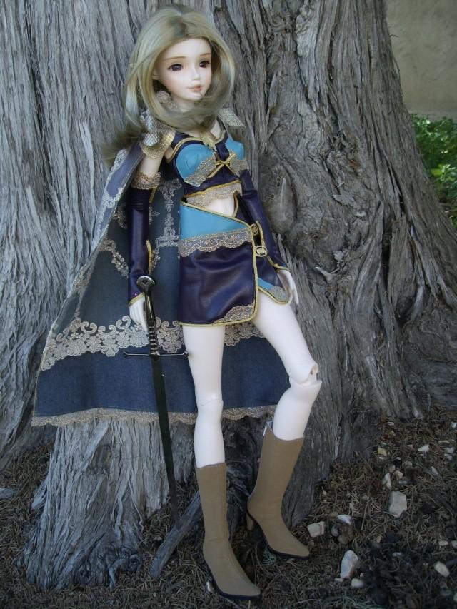 Kira (Buddydoll Elisha) Une elfe dans la fôret ! Kira_010