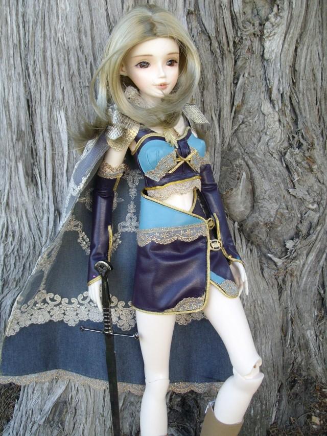 Kira (Buddydoll Elisha) Une elfe dans la fôret ! Kira_011