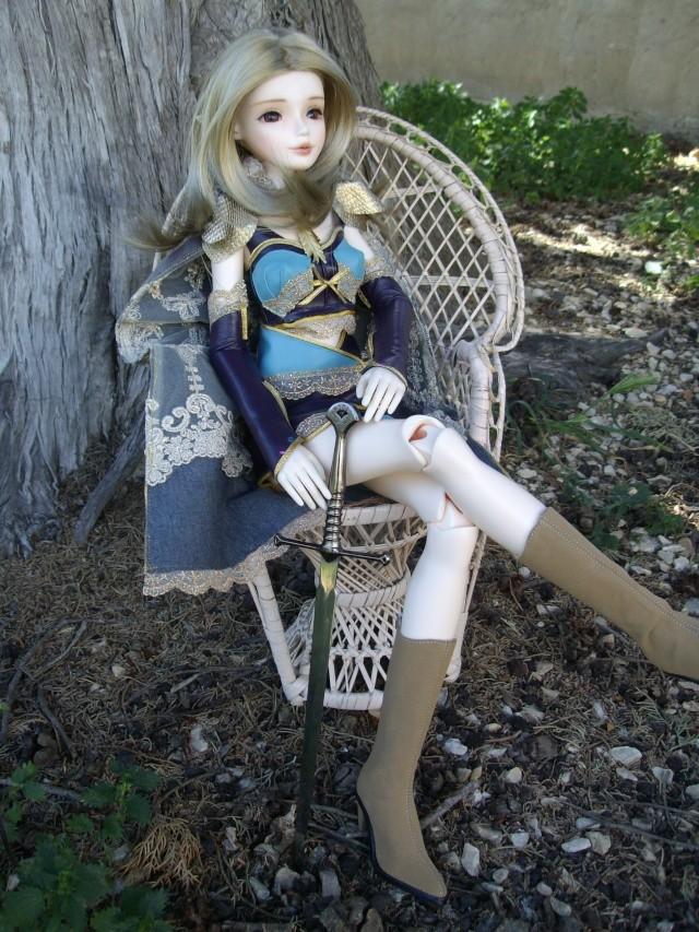 Kira (Buddydoll Elisha) Une elfe dans la fôret ! Kira_014