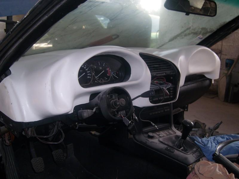VDS intérieur fibre BMW E36 5 portes Sl730210