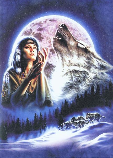 La Luna: Sus ciclos y su significado en la Magia Wolfma10