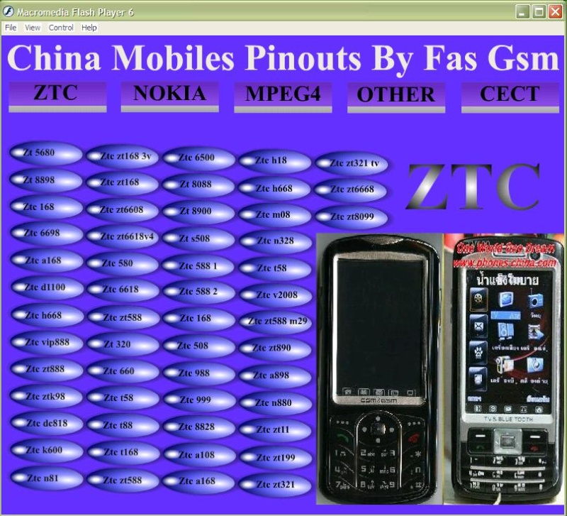 400 Pinouts For China Mobile By Fasgsm Chinag10