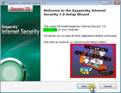 Kaspersky Internet Security v7.0.1.325 Final 49258210