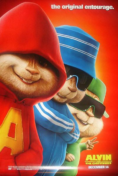 Nhạc Phim Alvin & The Chipmunks (2007) Poster10