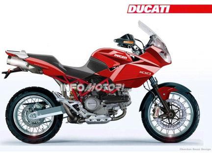 Ducati (talvez Openroad ou Maxienduro) Ducati10