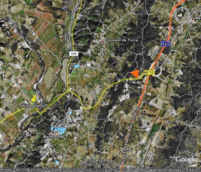 Mine-Encontro Serra da Estrela - 29 de Junho de 2008 Encont10