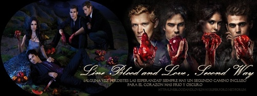 Line Blood and Love , Second Way (Afiliacion Normal) 11011