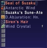 Suzaku #4+5 Suzaku21