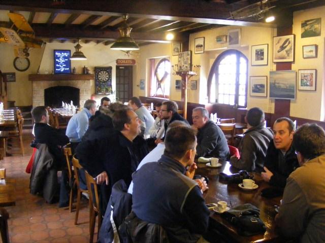 [Photos] Mensuelle Aérodrome Cerny-La Ferté Alais (29/01/12) Dscf3636