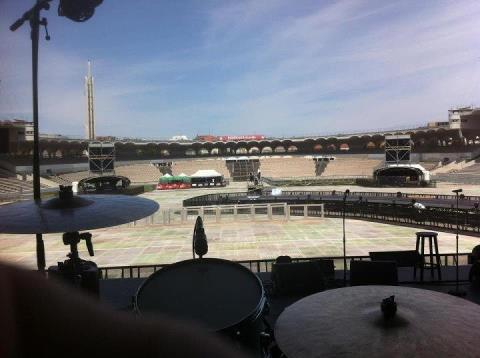 Stade Chaban Delmas (Bordeaux) le 03/07 Bordea11