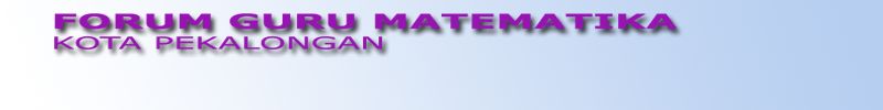 mgmp matematika