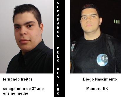 ACHEI O IRMAO GEMEO DO BRAKE o.o!  Primos11