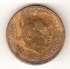 2,50 Ptas. de F. Franco (Madrid, 1953) Escane94