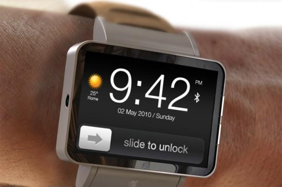 ليس مجرد جوال انها الساعة الجوال على شكل ايفون Ouoooo10